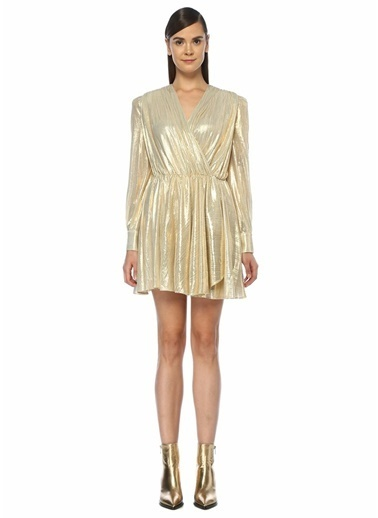 MSGM Elbise Altın